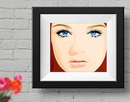 woman illustration thumbnail