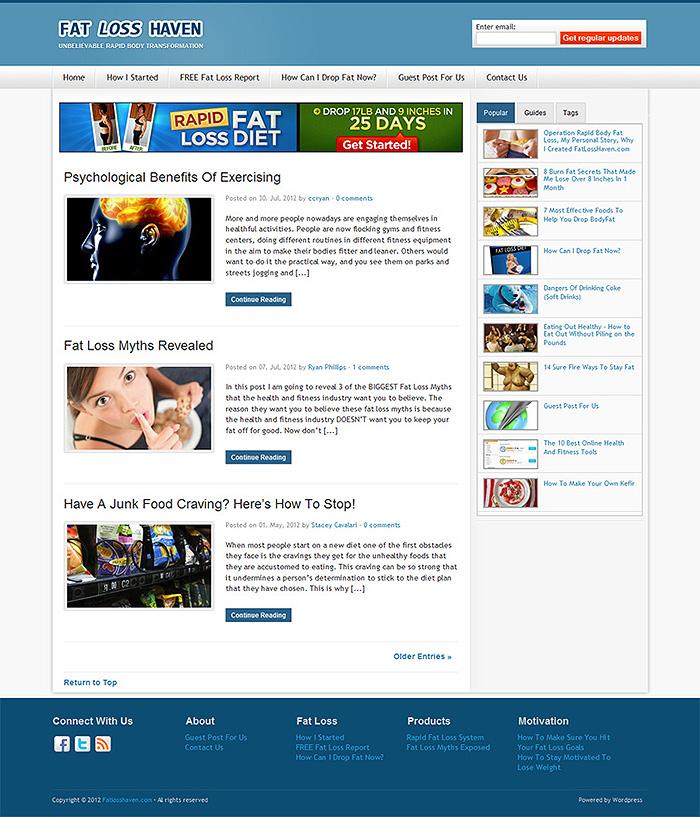 wordpress website design development 1b