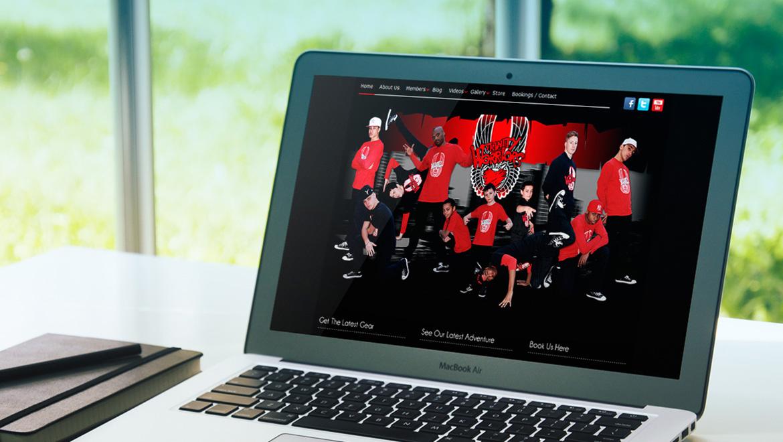 wordpress website design development 2a